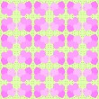 Seamless pattern with hearts — Stock vektor