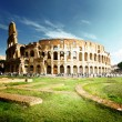 Colosseum in Rome, Italy — Stock Photo #10201720