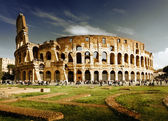 Colosseum in Rome, Italy — Foto de Stock