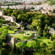 Stock Photo: VaticGardens, Rome