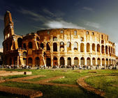 Colosseum in Rome, Italy — Photo