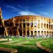 Colosseum in Rome, Italy — Stock Photo #8669932