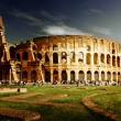Colosseum in Rome, Italy — Stock Photo #8669946