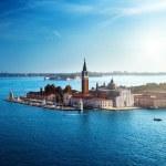 View of San Giorgio island, Venice, Italy — Stock Photo #8775162