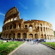 Colosseum in Rome, Italy — Stock Photo #9230026