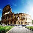 Foto Stock: Colosseum in Rome, Italy