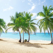 Beach of Catalina island in Dominican republic — Stock Photo #9977732