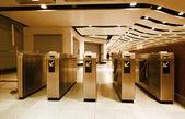 Subway in Hong-Kong — Stock Photo