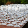 Wine glasses — Stock Photo #10569834
