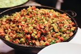 Mix vegetables — Stock Photo