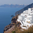 Santorini - island, Greece — Stock Photo