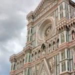 Duomo basilica di santa maria del fiore in Florence, Italy — Stock Photo #10608131