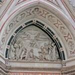 Duomo basilica di santa maria del fiore in Florence, Italy — Stock Photo #10608144
