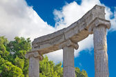 Archaeological Site of Olympia, Greece. — Stock Photo