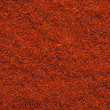 Ground Paprika background. - Stock Photo