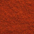 Ground Paprika background. — Stock Photo