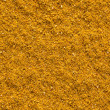 Ground Curry (Madras Curry) background. — Stock Photo