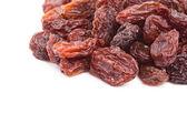 Raisins texture background. — Stock Photo