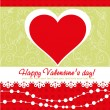 Royalty-Free Stock Vector Image: Cute Valentine