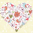Royalty-Free Stock Vector Image: Lovely Valentine