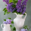 Bouquet of lilacs — Stock Photo