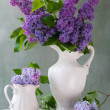 Bouquet of lilacs — Stock Photo #10726491