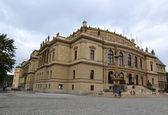 Rudolfinum in Prague — Stock Photo