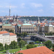 Prague  cityscape — Stock Photo #8300104