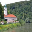 Weltenburg abbey — Stock Photo
