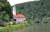 Weltenburg abbey — Stock Photo