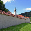 Stock Photo: Weltenburg abbey