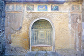 Herculaneum, House of Skeleton — Stock Photo