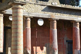 House of the Relief of Telephus — Stock Photo