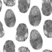 Thumbprint background. — Stock Vector