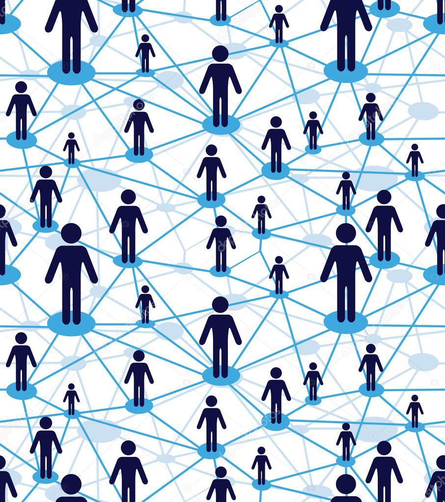 Схема обоюдной комуникации