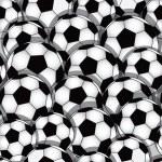 Soccer seamless texture — Stock Vector #9350853