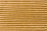 Texture of brown corrugate cardboard — Stockfoto