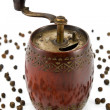 Old pepper mill - Stockfoto