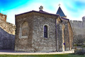 Byzantine church in Kalemegdan fortress - Belgred, Serbia — Stock Photo