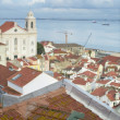 Alfama — Stock Photo