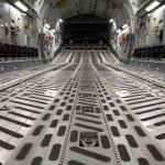 C-17 Interior — Stock Photo #8247412