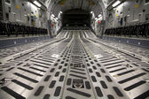C-17 Interior — Stock Photo