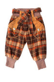 Children's breeches — Stock Photo