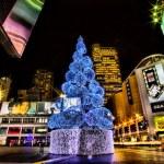 New Year's city — Stock Photo #8170555