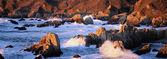 красивое побережье — Стоковое фото