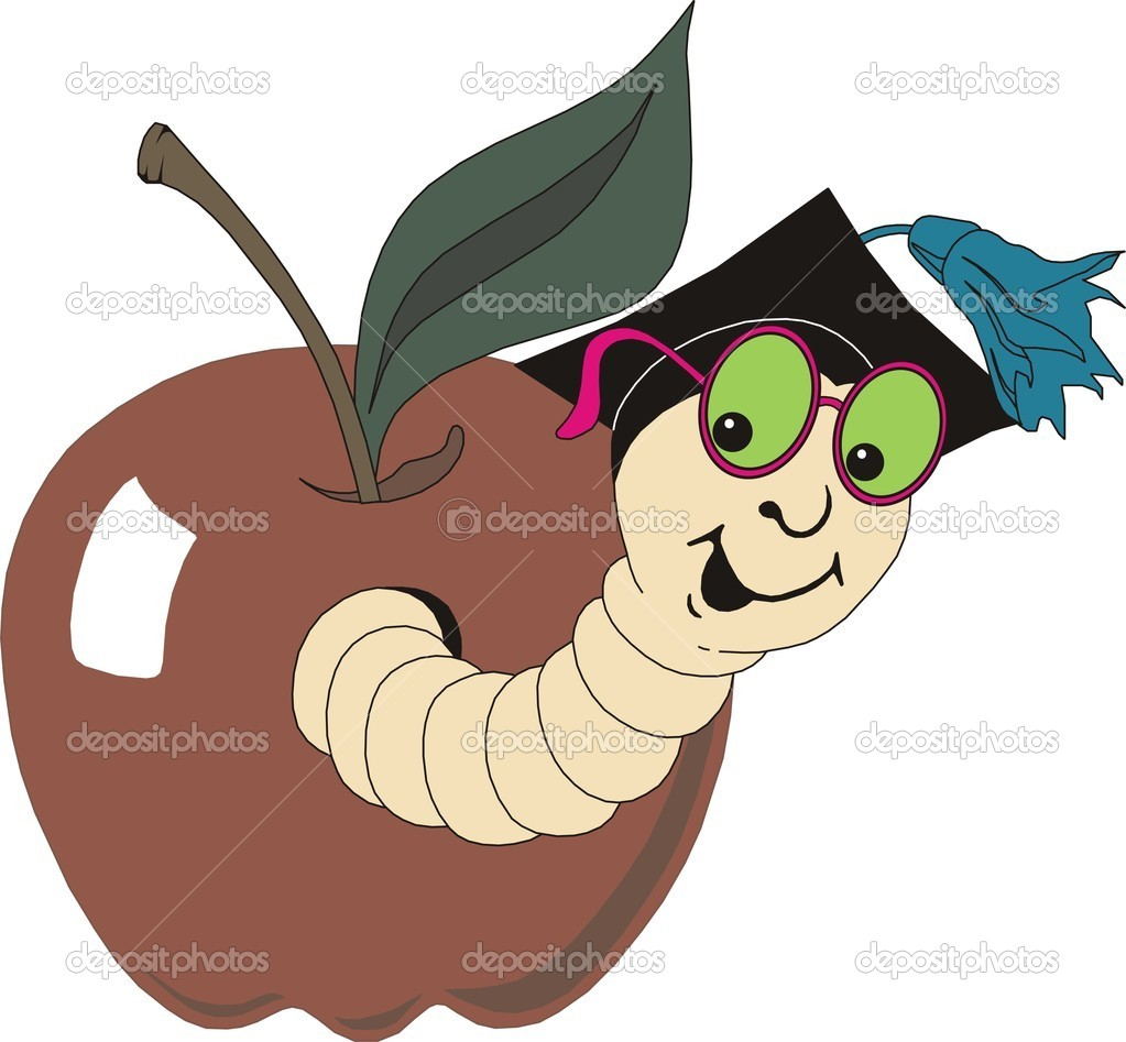 Caterpillar in vector — Stockvectorbeeld #9941159