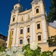 Basilica in Summertime - Stock Photo