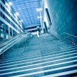 Steps in a modern Building - Foto Stock