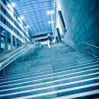Steps in modern Building — Stockfoto #8917033