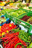 Vegetables market — Foto Stock